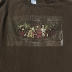 Vintage Tops - The Doors Vintage Band Tee